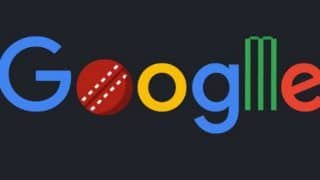 Google Marks The Beginning of ICC World Cup 2019 With Colourful And Animated Doodle
