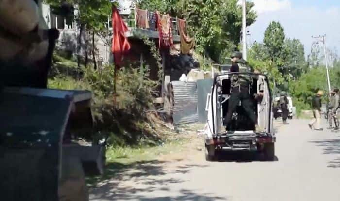 J&K: Exchange of Fire Underway Between Terrorists And Security Forces in Shopian District