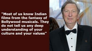 'Make Films on Your Culture', Academy President John Bailey Has Concerns About Indian Cinema