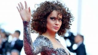 Kangana Ranaut Reveals What She is Wearing at The Red Carpet of Cannes 2019 And It's Not by Sabyasachi