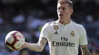 Real Madrid Midfielder Toni Kroos Signs Four-Year Contract Extension