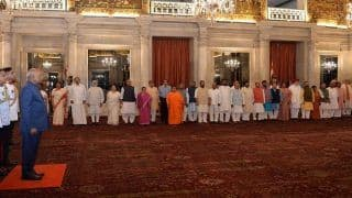 NDA MPs to Formally Elect Narendra Modi as Their Leader Today