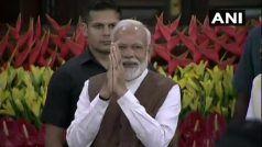 यूपी में भाजपा की सफलता का राज, हर रोज पांच परिवारों से मिलते थे 30 लाख कार्यकर्ता