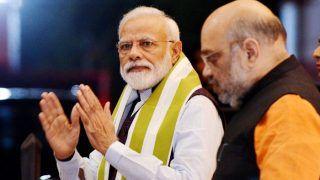 प्रधानमंत्री मोदी ने किया नीति आयोग का पुनर्गठन, अमित शाह होंगे पदेन सदस्य