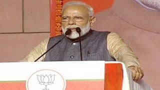 Each Moment of my Life, Every Cell of My body Devoted to Nation: PM Modi in 45-Minute Victory Speech