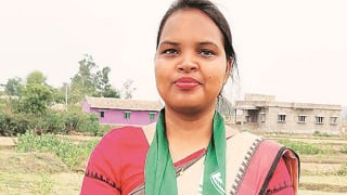 Meet 25-Year-Old Chandrani Murmu, The Youngest MP Going to 17th Lok Sabha