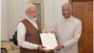 Narendra Modi to Take Oath as Prime Minister on May 30 at Rashtrapati Bhavan
