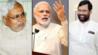 Lok Sabha Elections 2019: Exit Polls Show Massive Win for NDA in Bihar