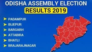 Odisha Assembly Election 2019 Results: Padampur, Bijepur, Bargarh, Attabira, Bhatli, Brajarajnagar Winners List