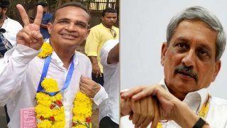 गोवा विधानसभा उपचुनाव: 25 साल बाद कांग्रेस के खाते में गई पर्रिकर की पणजी विधानसभा सीट