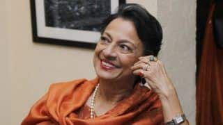 Veteran Actor Tanuja Rushed to Hospital After Abdominal Pain