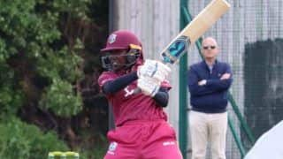 Stafanie Taylor, Afy Fletcher Shine, Windies Women Beat Ireland by 64 Runs