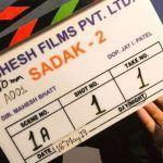 Alia Bhatt Kick-Starts Shooting For Mahesh Bhatt's Sadak 2, Says She is 'Petrified'