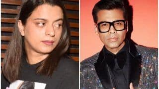 Kangana Ranaut's Sister Rangoli Chandel Takes a Jibe at Karan Johar, Says he Tells Artists 'Who to Sleep With'