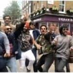 '83 Squad Looks More Like 'Rogues' And Less Like Kapil's Devils as They Take to London Streets Ahead of Shoot!