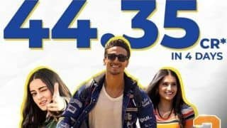 Student Of The Year 2 Box Office Collection Day 4: Film Declines 54.23% on Monday, Earns Rs 44.35 Crore