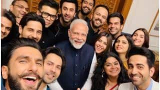 Rajinikanth, Kangana Ranaut, Karan Johar And Other Top Notches of Cinema Drop in For Modi's Swearing-in