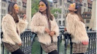 Hina Khan's Playtime With 'Morning Breeze' in London is All The Respite You Need From Summer Heat Waves!