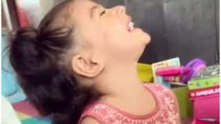 Inaaya Naumi Kemmu Playing The Piano While Singing 'Happy Birthday Papa' For Kunal Kemmu With Melt Your Hearts