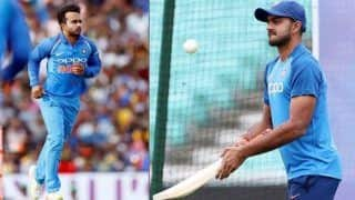 Kedar Jadhav, Vijay Shankar's Lack of Game Time a Worry For India