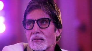 Amitabh Bachchan Says Working on Chehre Has Changed His Daily Routine