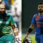 Hashim Amla Just 90 Runs Away From Breaking Virat Kohli's ODI Record