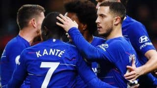 It's Not Sad; We Are Happy For Eden Hazard: Kante