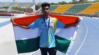 Indian Juniors Claim Five Gold Medals at Eurasian Athletics Championships