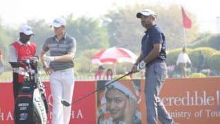 Rahil Gangjee Makes Modest Start in Japan, Shoots 2-Over 74