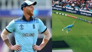 ICC Cricket World Cup 2019: Ashes Catch Was Better, Says Ben Stokes