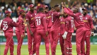 ICC Cricket World Cup 2019: Oshane Thomas And Jason Holder Shine as Windies Bundle Pakistan For 105