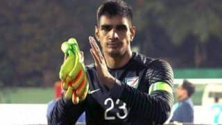 Tomislav Rogic is The Best Goalkeeping Coach I Have Seen in National Team Set-up: Gurpreet Singh Sandhu