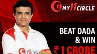 Sourav Ganguly Makes a Promise to His Fans on My11Circle #DadaKaVaada