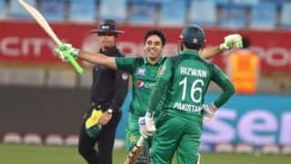 Muhammad Rizwan, Abid Ali Told to Stay Put in England as Pakistan's World Cup Back-up Players