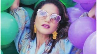 Sunny Leone ने सलमान की 'भारत' के प्रीमियर पर दोस्त को दी गाली, देखिए वीडियो