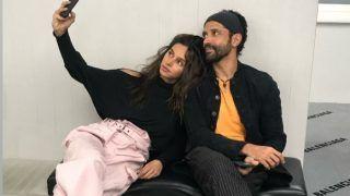 Farhan Akhtar Shares Throwback Picture of Girlfriend Shibani Dandekar From Madrid Vacation