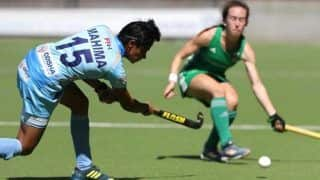 Women's Hockey: Ireland Senior Beat India Junior 4-1