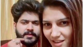 Haryanvi Hot Bomb Sapna Choudhary Shares Another Dance Video With Boyfriend, Watch
