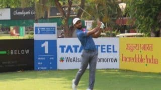 Trishul Chinnappa Holds on to The Lead in PGTI Players Championship