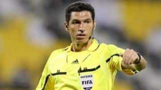 CAF Suspends Referee Gehad Grisha For Poor Performance in African Champions League Final
