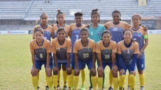 Indian Women's League: Kolhapur City Beat SAI-STC Cuttack 2-0