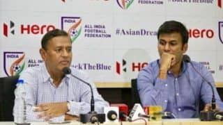 Kushal Das 'Delighted' For Having Found 'Right Man' to Coach Indian Football Team
