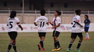 Indian Women's League: Bangalore United Beat Baroda 2-0