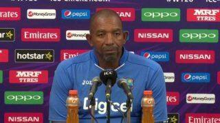 Afghan Coach Phil Simmons to Quit After World Cup