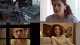 Game Over Teaser Out: Taapsee Pannu's Intriguing Performance Will Raise Your Heartbeat, Watch
