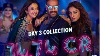 De De Pyaar DeBox Office Collection Day 3: Ajay Devgn, Rakul Preet, Tabu's Film Mints Rs 38.54 crore