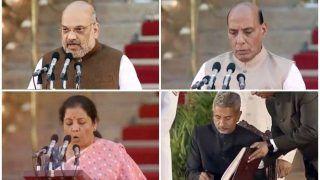 Amit Shah, S Jaishankar, Rajnath Singh, Nirmala Sitharaman: Here's All About 'Big Four' Cabinet Ministers