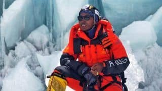 Kami Rita Sherpa Climbs Mt Everest For a Record 24th time