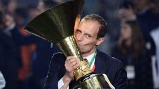 Juventus Head Coach Massimiliano Allegri Inducted Into Italian Football Hall of Fame