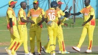 Uganda Beat Botswana in T20 World Cup Africa Qualifiers